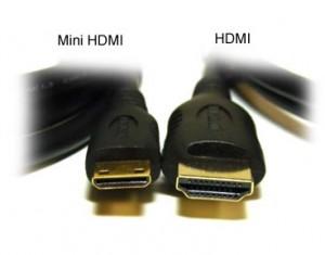 HDMIT-HDMI to Mini HDMI Cable