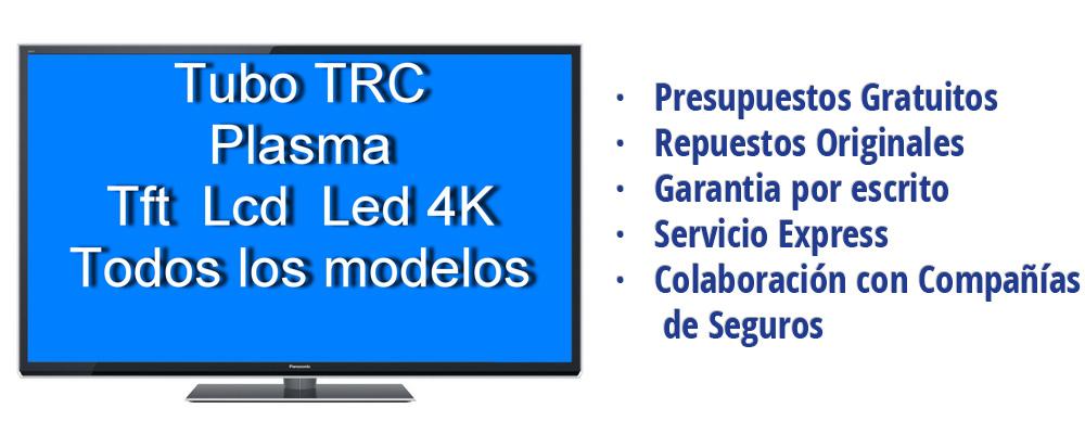 Reparacion televisores Getafe Electronica Baugar 22