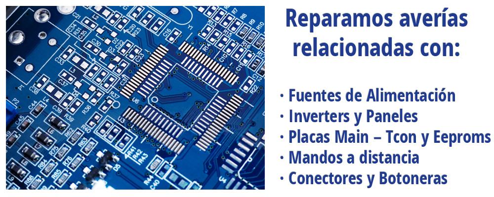 Reparacion televisores Getafe Electronica Baugar 23